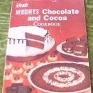 HERSHEY's CHOCOLATE Cookbook COOK BOOK Ideals 1982