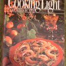 1993 COOKING LIGHT Cook Book COOKBOOK