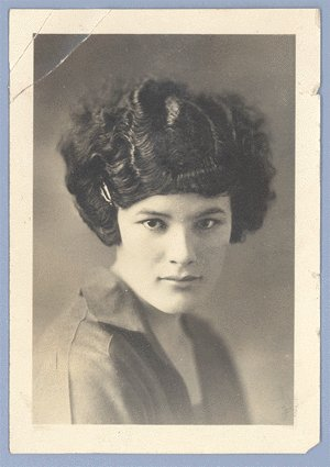 Vintage Photo 1926 HELEN TROTTER Brookings SDSU