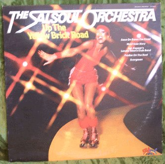 SALSOUL ORCHESTRA LP Yellow Brick Road LATIN DISCO
