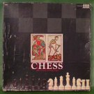 Vintage PRESSMAN Chess Game 1124 EVERLASTING BOARD