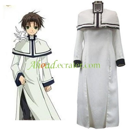 07-Ghost Teito Cosplay Costume