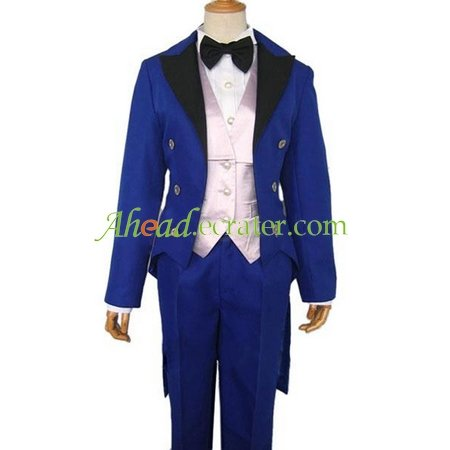 Angelique Cosplay Costume