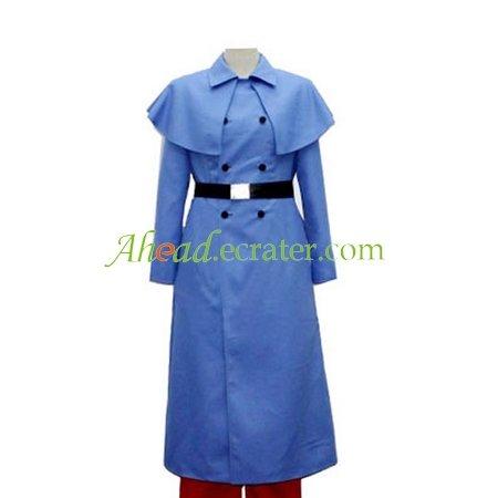 Hetalia Axis Powers Blue Cosplay Costume