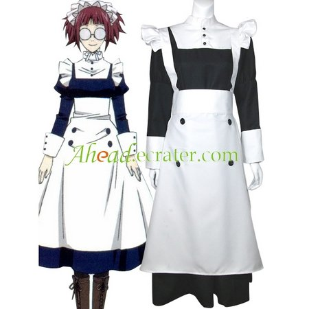 Black Butler Maylene Halloween Cosplay Costume