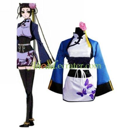 Black Butler Ranmao Halloween Cosplay Costume