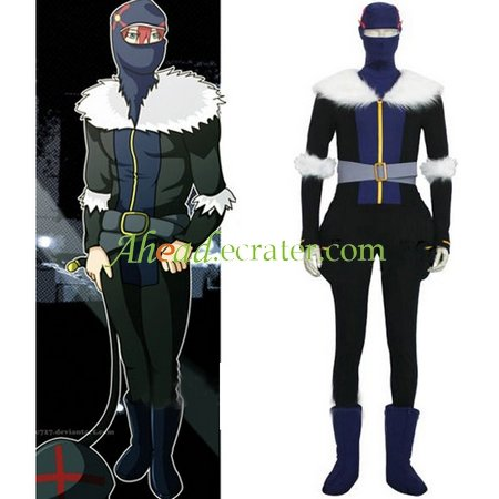 Bleach Nova Halloween Cosplay Costume