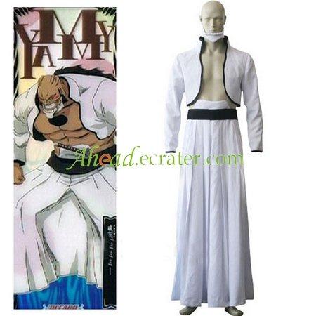 Bleach The Decima Espada Yammy Cosplay Costume