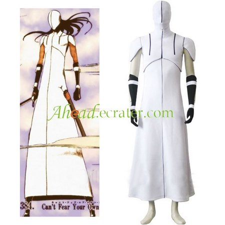 Bleach Tousen Kaname Hollow Form Cosplay Costume