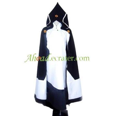 The Brave Fighter of Legend Mitsuru Cosplay Costume