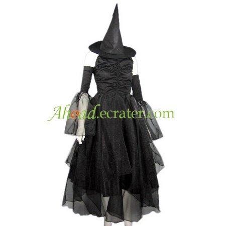 Chobits Gothic Lolita Cosplay Dress