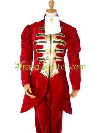 Code Geass Britannian Cosplay Costume