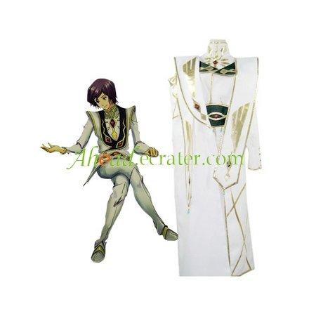 Code Geass Halloween Cosplay Costume