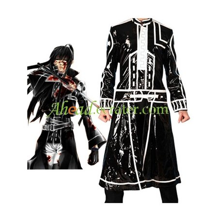 D.Gray-man cosplay costume 2