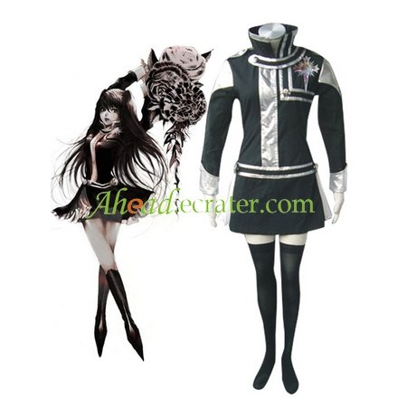 D.Gray-man Cosplay Costumes