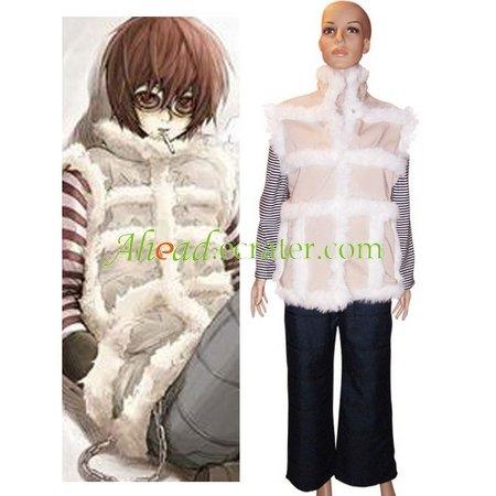 Death Note Matt Cosplay Costume