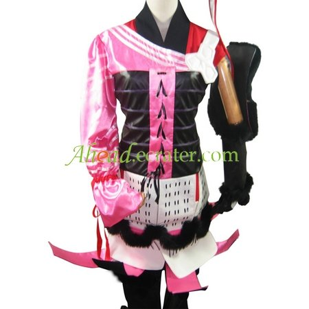 Devil Kings Oichi Cosplay Costume