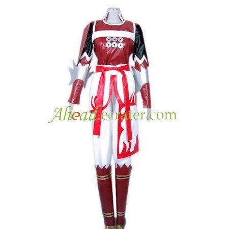 Sengoku Basara2 Samurai Sanada Yukimura Scorpio Cosplay Costume