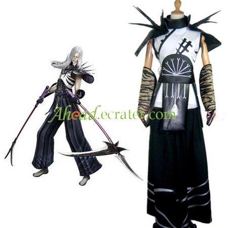 Sengoku Basara 2 Akechi Mitsuhide Cosplay Costume