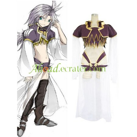 Final Fantasy IX-9 Kuja Halloween Cosplay Costume