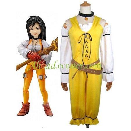 Final Fantasy IX Garnet Cosplay Costume