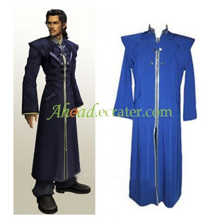 Final Fantasy VII Reeve Tuesti Cosplay Costume