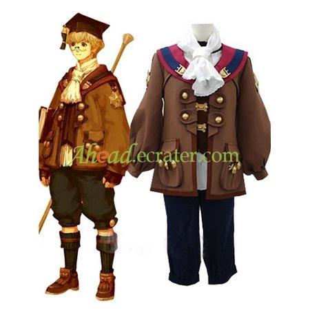 Final Fantasy XI AF Cosplay Costume
