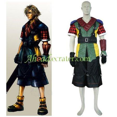 Final Fantasy XII Shuyin Halloween Cosplay Costume