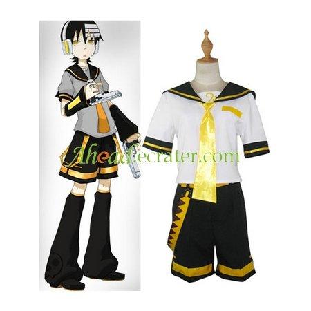 Cos1010 Vocaloid Halloween Cosplay Costume