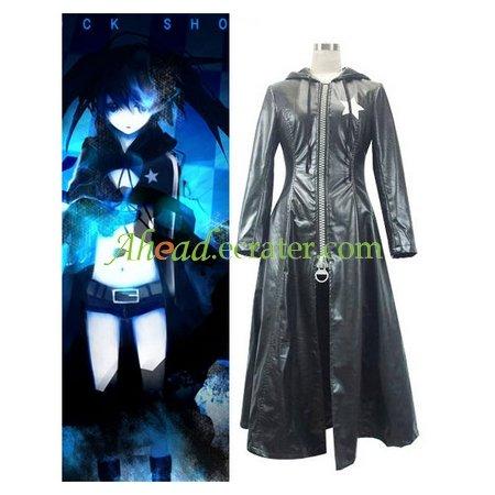 Vocaloid Black Hatsune Miku Halloween Cosplay Costume