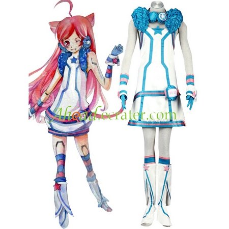 Vocaloid Cosplay Costume 2