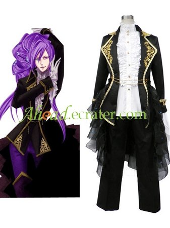 Vocaloid Cosplay Costume 3