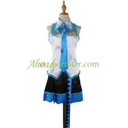 Vocaloid Crypton Halloween Cosplay Costume