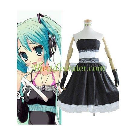 Vocaloid Miku Hatsune Cosplay Costume 2