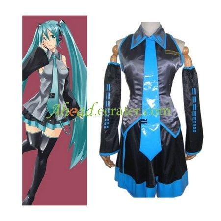 Vocaloid Miku Hatsune Halloween Cosplay Costumes