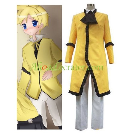 Vocaloid Servant Of Evil Cospaly Costume 2