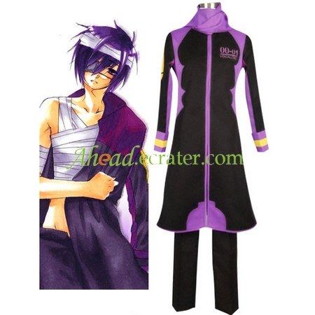 Vocaloid Taito Halloween Cosplay Costume