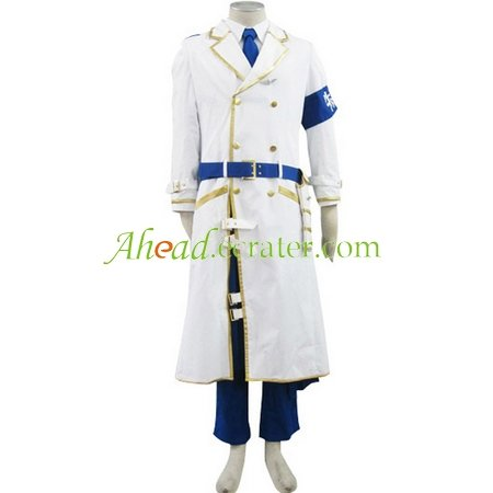 Dolls The First Unit Uniform�White�Cosplay Costume