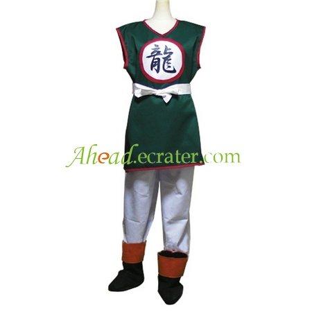Dragon Ball Yamcha Cosplay Costume