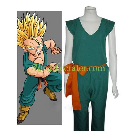 Dragon Ball Z Trunks Cosplay Costume