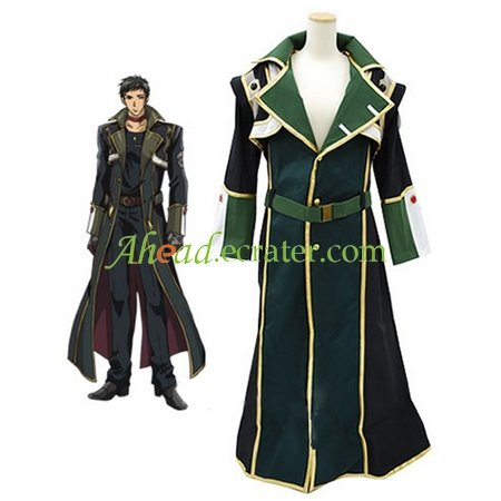 Dragon Warrior Dai's Great Adventure Cosplay Costume