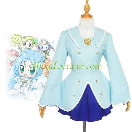 Fushigiboshi No Futago Hime Gyu Fine Cosplay Costume 2