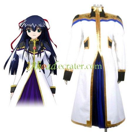 Galaxy Angel Karasuma Chitose Cosplay Costume