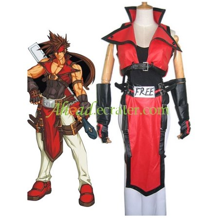 Guilty Gear Cosplay Costume