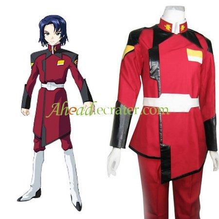 Gundam Seed Athrun Zala Cosplay Costume