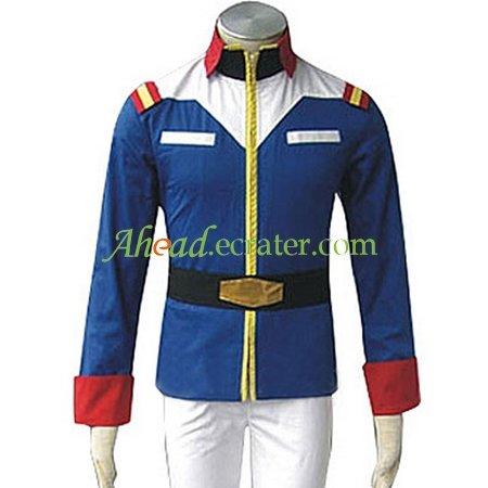 Gundam Seed Jacket Halloween Cosplay Costume