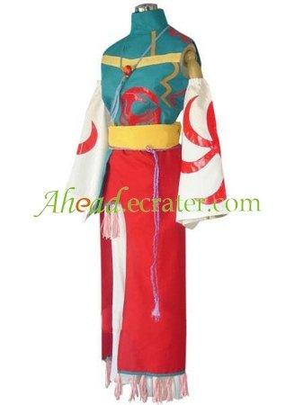 Harukanaru Toki no Naka de 4 Cosplay Costume