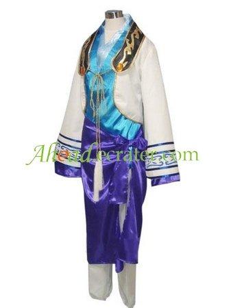 Harukanaru Toki no Naka de 4 Kazahaya Cosplay Costume