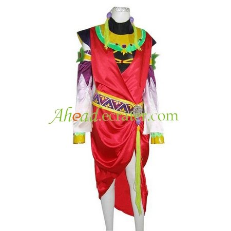 Within the Expanse of a Distant Time Angele Cosplay Costume