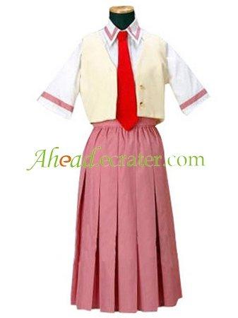 Higurashi no Naku Koro ni Mion Sonozaki Cosplay Costume 2